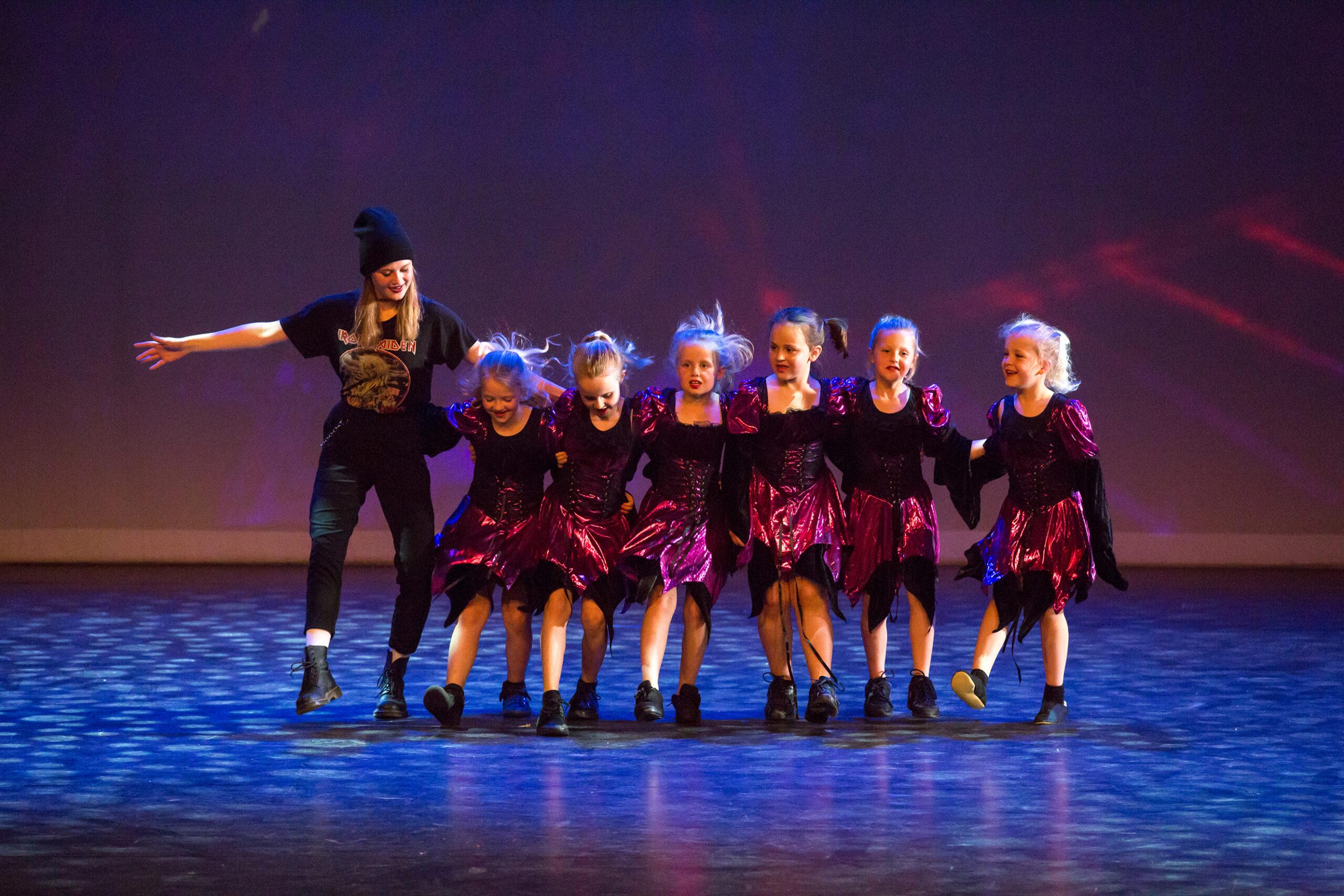 DBH-Heemstede Dansles Dancemix
